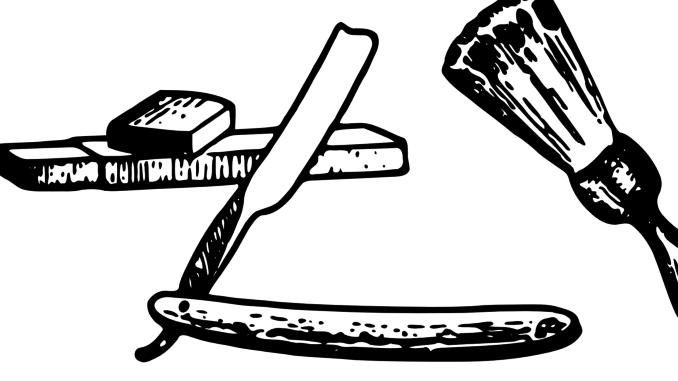Hervorragend Rasiermesser schärfen - Wie funktioniert es? | Abziehstein kaufen FS62